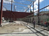 근수 창고를 위한 가벼운 강철 구조물 건물