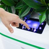Стоящий уборщик воздуха с UV светильником, отрицательным генератором иона и фильтром HEPA