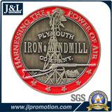 좋은 가격 및 고품질을%s 가진 고객 디자인 금속 동전