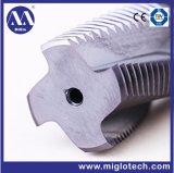 맷돌로 가는 절단기 (MC-100055)를 형성하는 주문을 받아서 만들어진 절단 도구 단단한 탄화물 공구