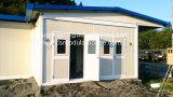 La casa prefabricada modular de lujo/prefabricó la casa del envase en estándar internacional