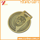 Custom Antique Bronzes Metal Medal with Logo