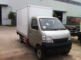 2車軸1000kg小さい4X2タイプ貨物ヴァンの軽トラック