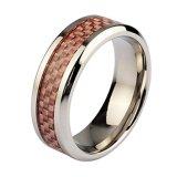 De hete Ringen van het Carbide van het Wolfram van de Ringen van de Manier van de Juwelen van de Groothandelsprijs van de Verkoop