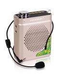 Громкоговоритель Мини беспроводного громкоговорителя громкоговоритель со встроенным микрофоном, поддержку USB/TF карты играть, FM-радио