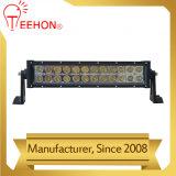 Diodo emissor de luz dobro da fileira 72W que conduz a barra clara Offroad do diodo emissor de luz
