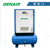 Compresseur d'air rotatoire de vis de la HP 30 Kw/40 avec le réservoir d'air
