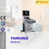 Macchina medica dello scanner di ultrasuono di Doppler di colore di Thr-CD003q 4D