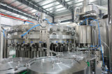 Plastikflaschen-funkelndes Wasser-Soda-Abfüllenfüllenden Paket-Produktionszweig beenden
