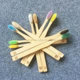 Естественная Bamboo деревянная зубная щетка ручки
