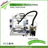 Fábrica Ocitytimes F1 de Shenzhen máquina de enchimento do cartucho do Vaporizer do petróleo de Cbd de 510 vidros com bom preço