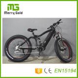 完全な中断Ebikesの大人の電気自転車48V 1000Wの脂肪質のタイヤのEbike中間駆動機構モーターE自転車