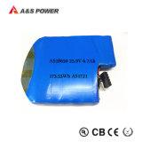 18650 pacchetto ricaricabile della batteria di ione di litio di 7s2p 25.9V 5.2ah per l'indicatore luminoso di via solare
