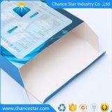 Vakje van het Pakket van de Tik van de Folie van de douane het Document Afgedrukte Hoogste