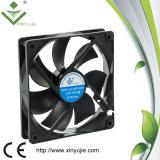 Xj12025 120mm PWM apaisent le ventilateur de refroidissement d'ordinateur de C.C de fiche de 4 bornes