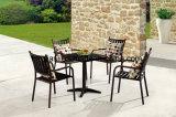 Présidence en aluminium HS3003c extérieure/de jardin/patio rotin