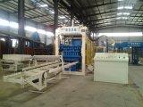 Het automatische Hydraulische Concrete Holle Blok die van de Stevige Baksteen Machine maken