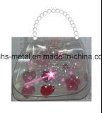 Rectángulo plástico Hsyy3433 del envase de almacenaje de la alta calidad caliente de la venta