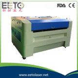 Automatische CNC-lederne CO2 Laser-Stich-Ausschnitt-acrylsauermaschine (EETO-CLC)