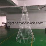 クリスマスの装飾屋外LEDの照明クリスマスの折る木ライト