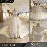 Kundenspezifische populäre neueste heiße Verkaufs-Qualitäts-indisches Hochzeits-Kleid für Frauen