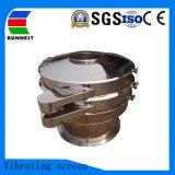 移動式Vibroの土、木製の餌のための回転式振動スクリーナー