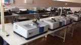 2nm haz doble ancho de banda digital de sobremesa espectrofotómetro UV/Vis