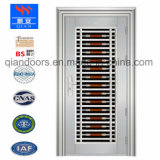 機密保護の鋼鉄ドアの安い価格のステンレス鋼のドア