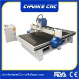 Porta de material de madeira máquina de gravura para Alumnium CNC