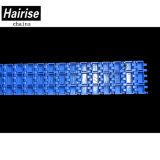 De Transportband van de Reeks van Qnb van Hairise Voor Doos die in Blauw overbrengen