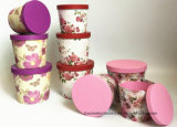Paper Tubes Hat Box for Pink Flower, Flower Displaying Paper Box, Flower Box