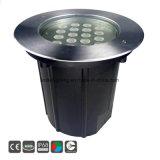 indicatore luminoso subacqueo della fontana della piscina di 316ss 54watt IP68 LED
