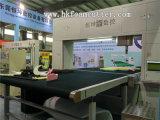 Hengkun HDのサイクルのナイフCNCの輪郭のスポンジの切断の機械装置
