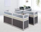 Bon marché moderne de meubles en bois Bureau Matériel de cloison étanche (SZ-WS809)