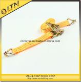 En 12195-2 Poliéster de amarre de trinquete/correa de amarre