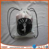 Personalizar 210d Polyester Cordón Bolsa de compras