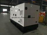 125kVA/100kw無声リカルドのディーゼル機関の発電機セット
