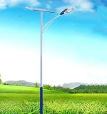 IP65 integrierte im Freienbeleuchtung der Qualitäts-20W 30W-200W in Solarstraßenlaterne