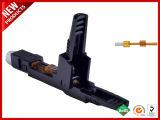3.0mm Sc-Faser-Vor-eingebetteter schneller Optikverbinder