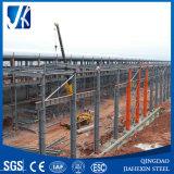 オーストラリアのG350鉄骨構造の構築