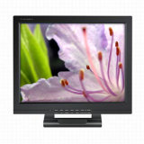 5 : 4 aspect ratio 17 pouces écran LCD de qualité industrielle