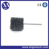 Cepillos Industriales Cepillos tubo personalizados para el rebabado pulido (Tb-200072)