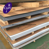 El borde del molino 316L 1.4404 1240-1250 mm de ancho de hoja de acero inoxidable