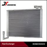Wuxi Aluminium Refroidisseur d'huile pour Kaeser