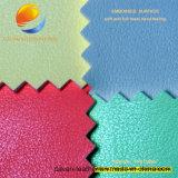 Bovenkant die de Kunstleer van Pu voor Auto met In reliëf gemaakte Oppervlakte Fpe17m6n verkopen
