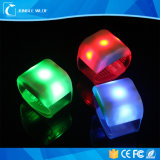 PVC 조정가능한 무선 제어 LED 소맷동