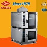ISO 9001の普及したデザインガスの対流のパンのベーキングオーブン