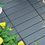 Quadro de piso padrão tamanho 30 x 30 Piscina WPC a régua tábua de madeira Distendido telhas