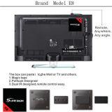 고품질 2.4G WiFi IPTV 인조 인간 6.0 텔레비젼 상자