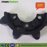 5h492-16490 C.C. barata 70 Harvester Rolo de movimentação da engrenagem de roda dentada das peças sobresselentes